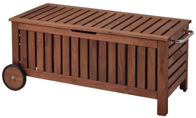 """ÄPPLARÖ Storage Bench 50 3 8 x 22 1 2"""""""