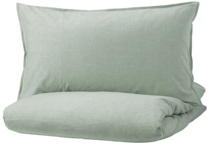 BERGPALM Duvet Cover & Pillowcase(s)