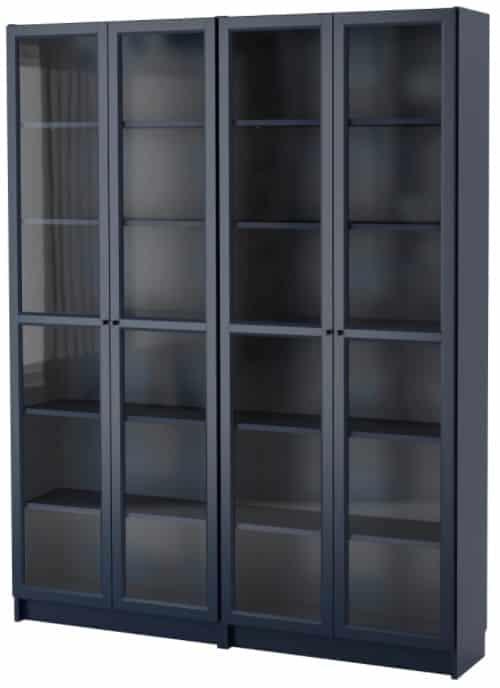 """BILLY Bookcase 63 x 11 3 4 x 79 1 2"""""""