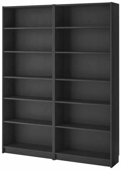 """BILLY Bookcase 63 x 11 x 79 1 2"""""""