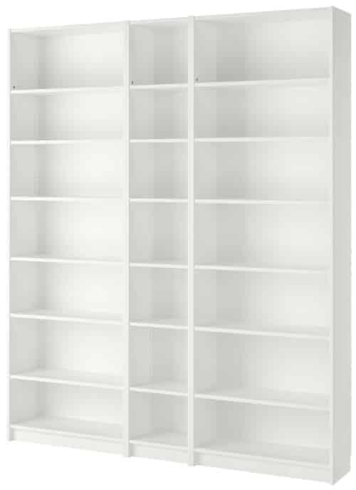 """BILLY Bookcase 78 3 4 x 11 x 93 1 4"""""""