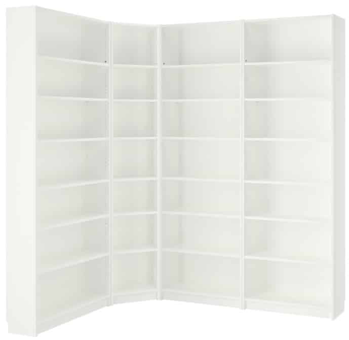 """BILLY Bookcase 84 5 8 53 1 8 x 11 x 93 1 4"""""""
