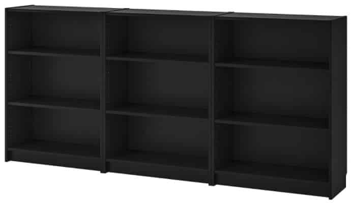 """BILLY Bookcase 94 1 2 x 11 x 41 3 4"""""""