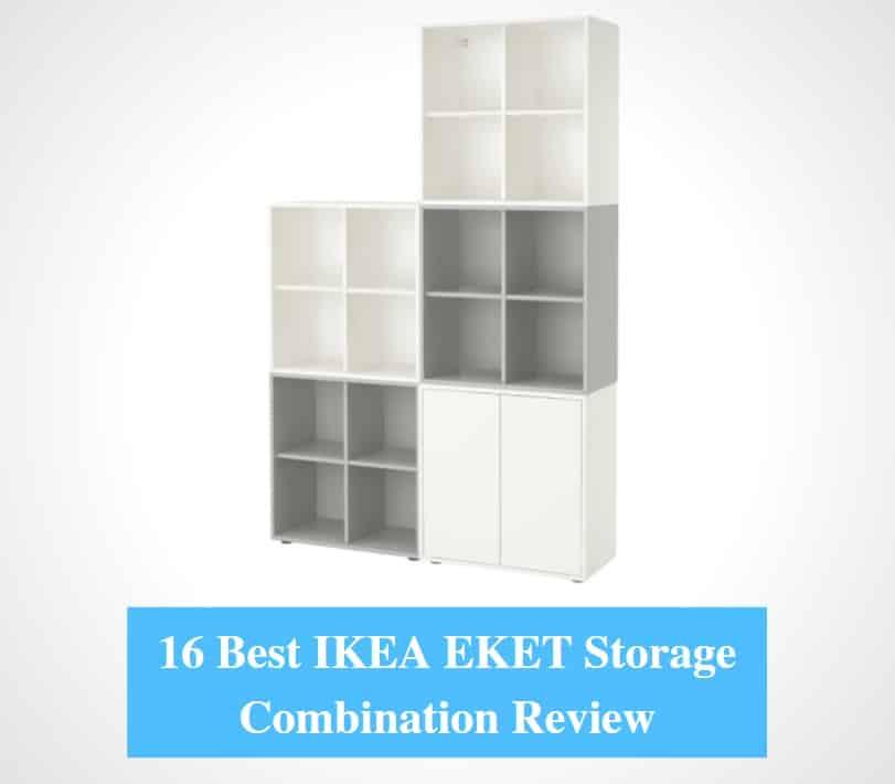 Best IKEA EKET Storage Combination