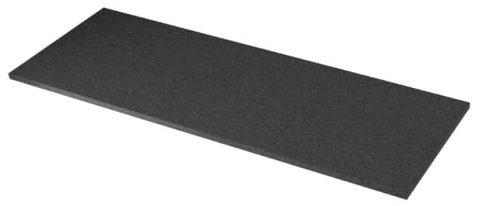 EKBACKEN Countertop, Black Stone Effect