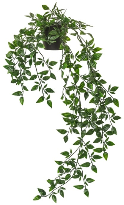 FEJKA Artificial Potted Plant, Hanging
