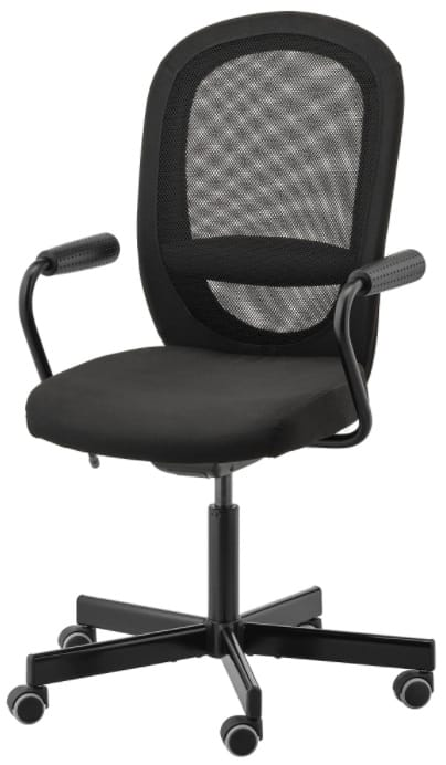 FLINTAN NOMINELL Office Chair with Armrests