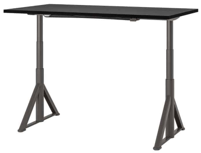 IDÅSEN Sit Stand Desk