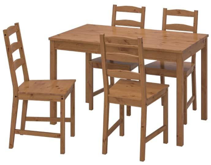 JOKKMOKK Table & 4 Chairs