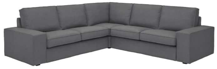 KIVIK Sectional, 4-Seat Corner