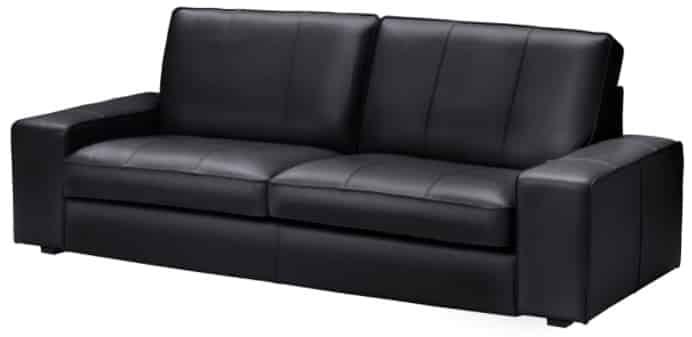 KIVIK Sofa, Bomstad Black