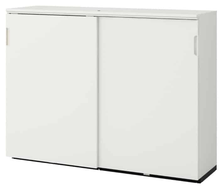 GALANT Cabinet with sliding doors