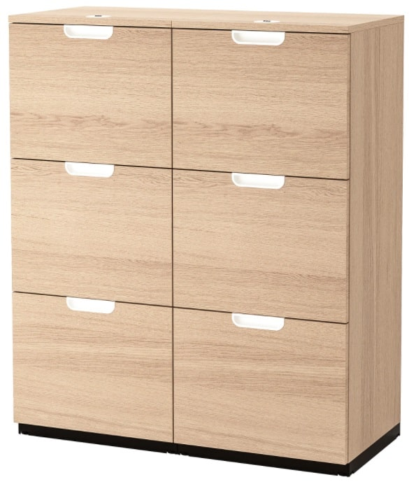 GALANT Storage combination with filing, 40 1 8 x 47 1 4