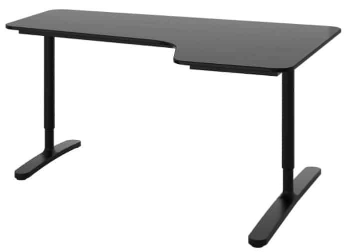 BEKANT Corner Desk Right