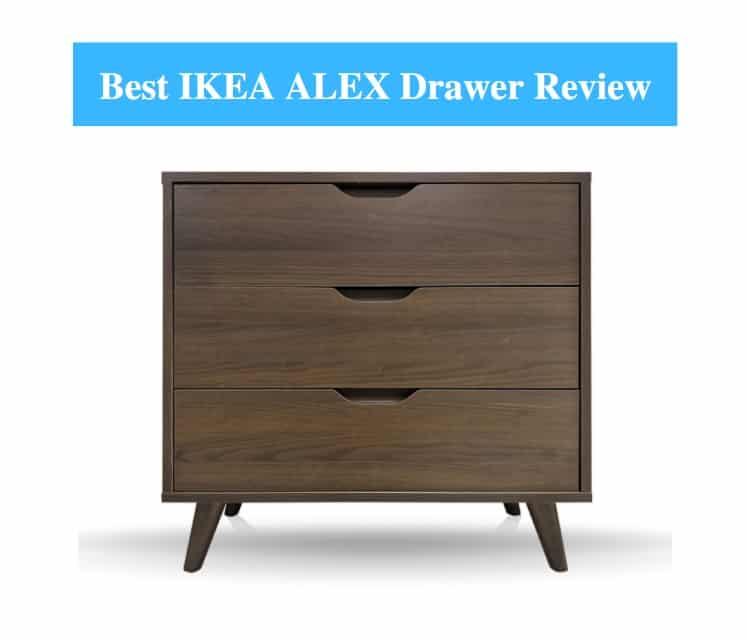 Best IKEA ALEX Drawer