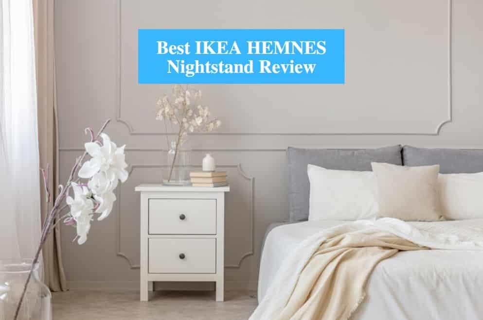 Best IKEA HEMNES Nightstand