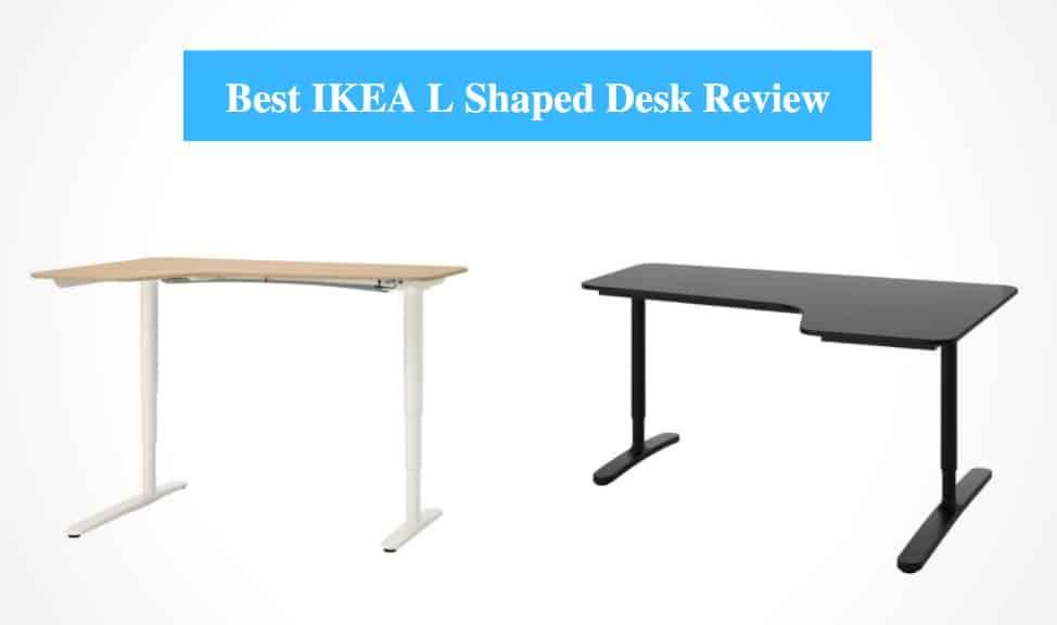 Best IKEA L Shaped Desk