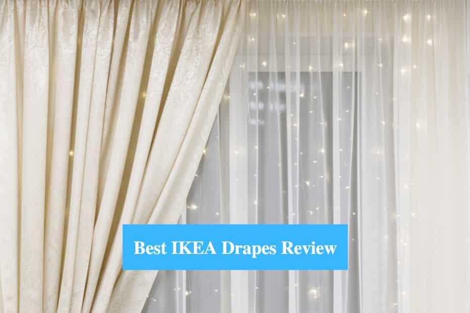 Best IKEA Drapes