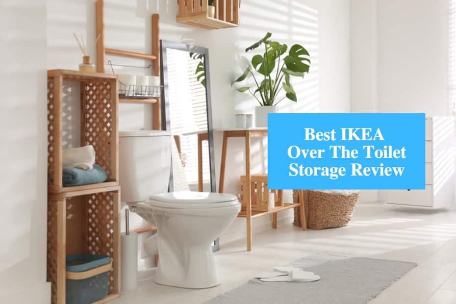 Best IKEA Over The Toilet Storage