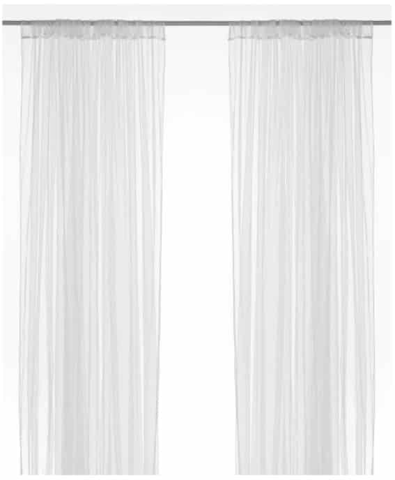 LILL Lace Curtains